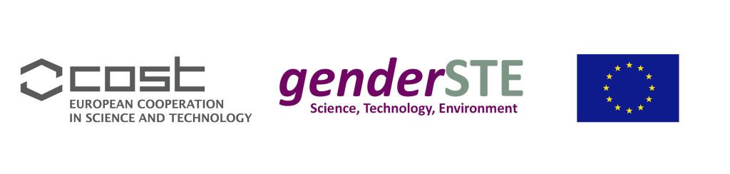 GenderSTE-logos